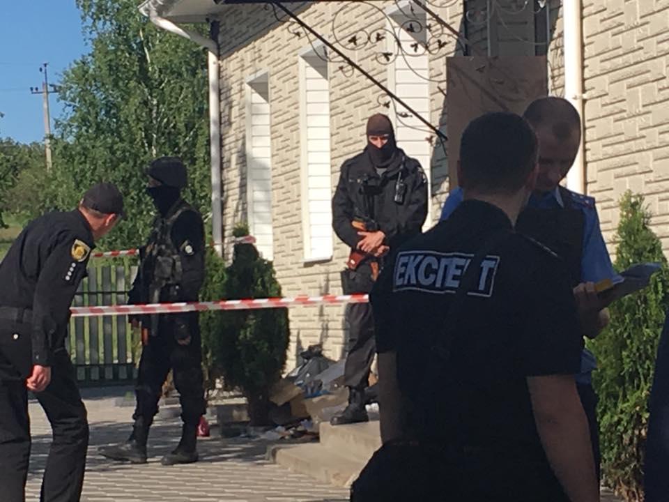 Стрілянина на Кіровоградщині: Поранення отримали троє осіб