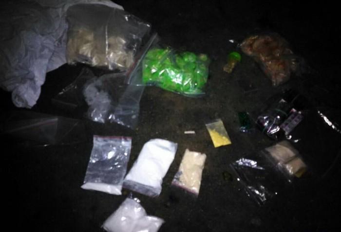 На Кіровоградщині перекрили контрабанду наркотиків з Європи